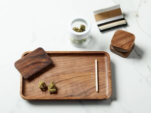 Equipment of Rolling a joint